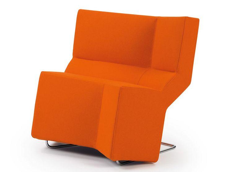 CHAOS ARMCHAIR / DESIGN KONSTANTIN GRCIC / BY CLASSICON / YEAR 2001  #designbest #interior #design #homedecor |