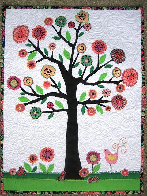"""The Happy Tree"" - DQS9 by mamacjt, via Flickr"