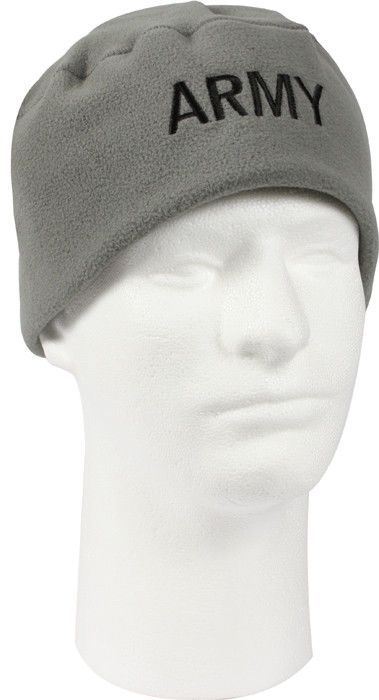 daf670b27a9 Foliage Green Polar Fleece US ARMY ECWCS Beanie Watch Cap  Rothco  Beanie