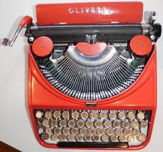 LOVE!!!! oz.Typewriter: 100 Years of Olivetti Typewriters: Adriano the Aesthete