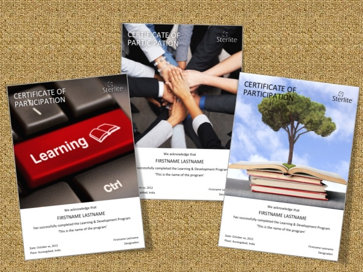 Category: Manufacturing. KAD Communication Consultants conceptualized and designed the program collaterals.