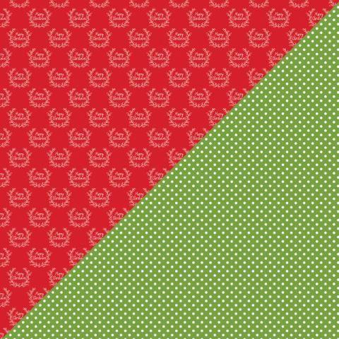 Happy Christmas | Authentique Paper