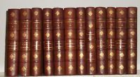 CHATEAUBRIAND OEUVRES DIVERSES 12 TOMES EDIT. FURNE,JOUVET ET Cie CIRCA 1870