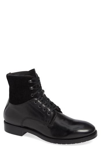 Plain Boot To shoes Abbott Boot tobootnewyork York Toe Tall New rrP1RW