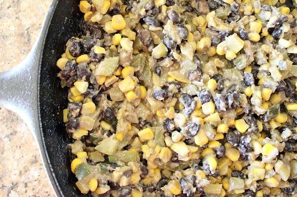 Seared Scallops With Spiced Corn & Tomato Succotash Recipe ...