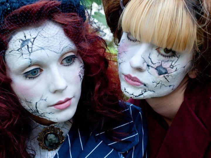 27 best Broken Doll images on Pinterest | Make up, Creepy dolls ...