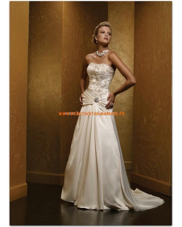 Mia Solano Couture Bridal Gowns - Style M487C   robe de mariée ...