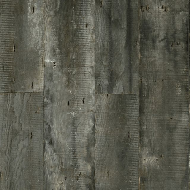 Douglas fir cladding is machined from old roofing boards, which are remarkable for their beautiful patina, old-world character and dry, stable state. The sides of the boards are machined and the boards are regularised for width and thickness.