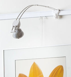14 Best Images About ART STUDIO Hanging Systems On Pinterest Cable Woo