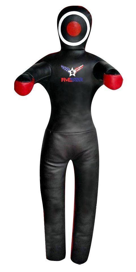 Brazilian Jiu Jitsu Grappling Dummy MMA Wrestling Bag Judo Martial Arts…