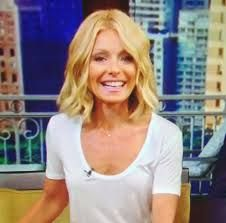 Image result for kelly ripa haircut