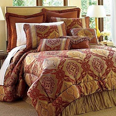 Chris Madden 174 Positano 7 Piece Comforter Set Jcpenney