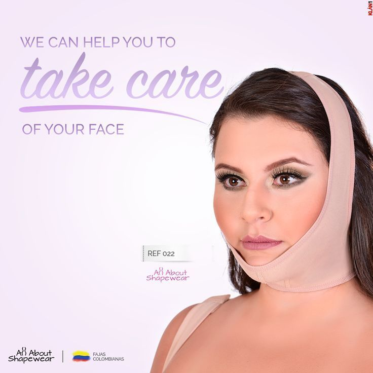 Fajas Colombianas Post Op Chin-Neck Bandage/ Mentonera Post-Quirurgica – Ref 022…
