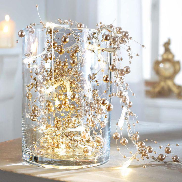 Luxury Drau en ist es kalt und winterlich doch drinnen zaubert die edle Lichterkette mit ihren