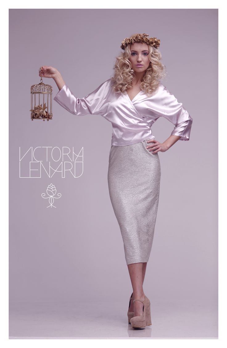 Victoria Lenard '15 Elderflower lookbook