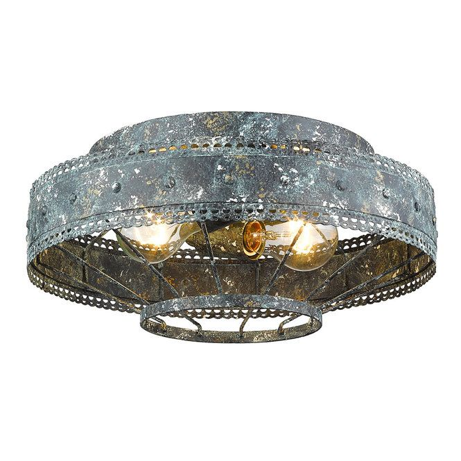 Victoria Ceiling Light With Images Golden Lighting Ceiling Lights Flush Mount Ceiling Lights