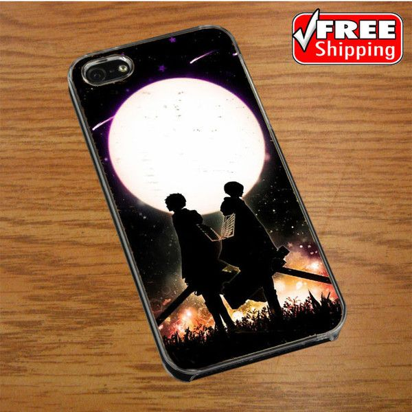attack on titan scouting legion IPHONE 4 | 4S COVER CASE