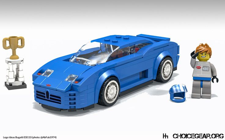Last week we featured the Speed Champions style Ferrari Dealership buildgoing on over at the pitch-your-own-design platform Lego Ideas. To scale with Lego's blocky little mini figures, what the Speed Champions style builds lack in