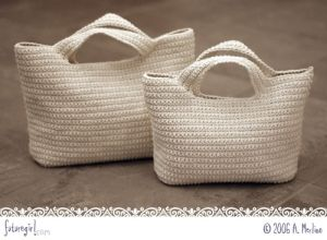 Futuregirl crochet bag by penelope
