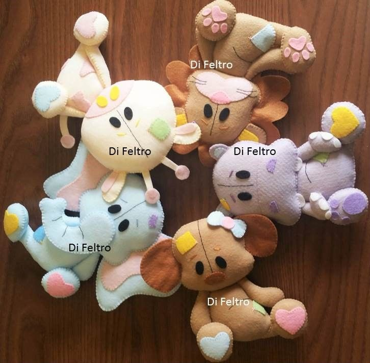 Apostila Bichinhos Baby - Di Feltro