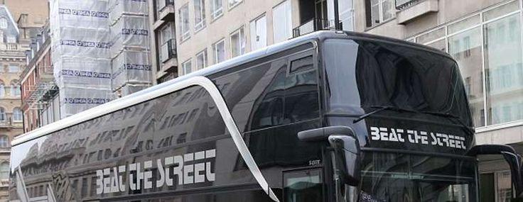 Inside Justin Bieber Tour Bus