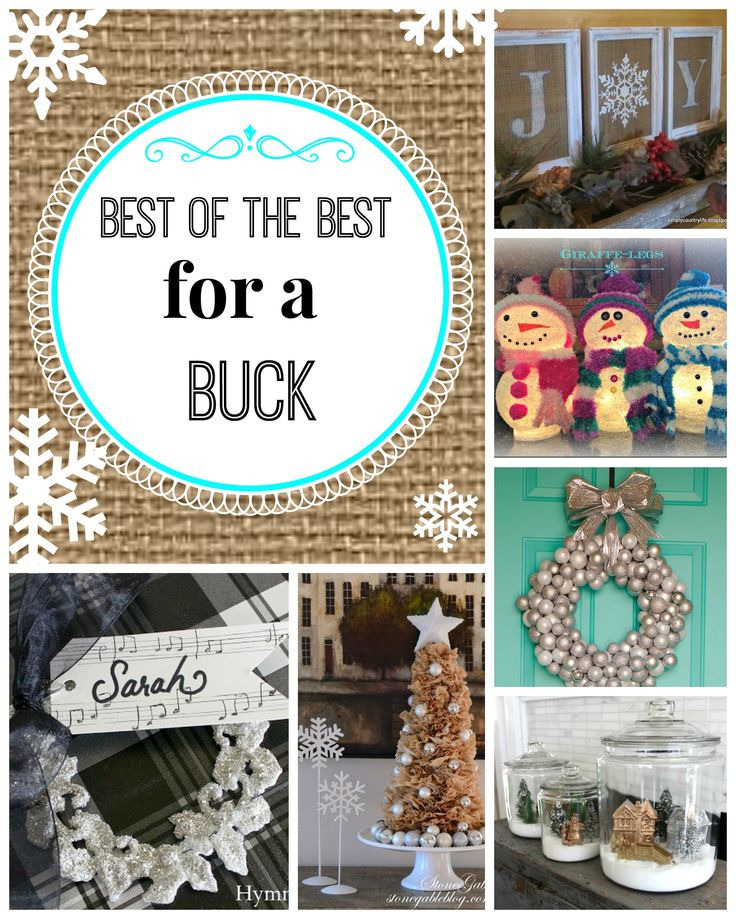 Dollar Tree Christmas Decor And Gift Ideas: 545 Best Images About Halloween And Christmas On Pinterest