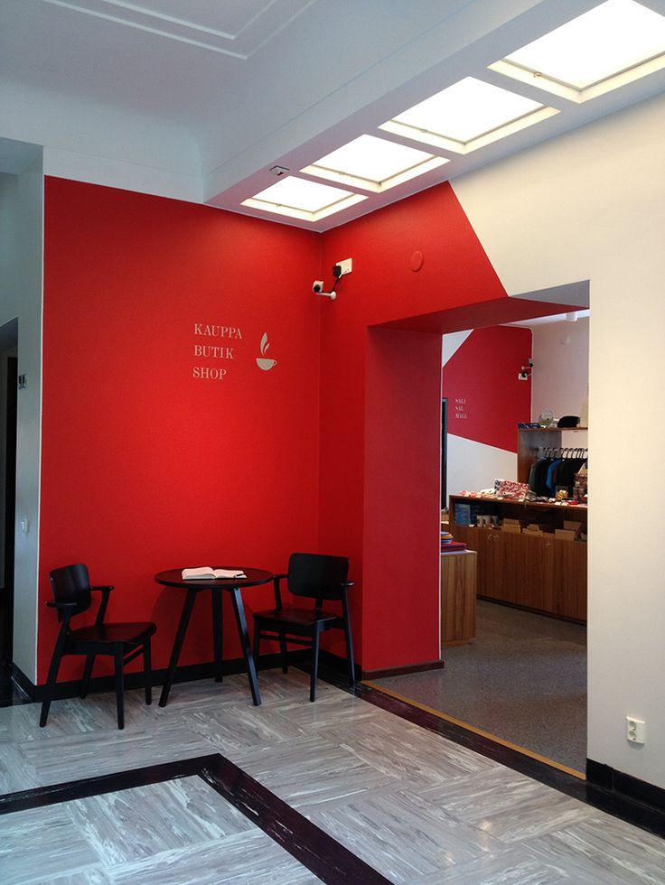 Serlachius Museum, Design Office Koko3