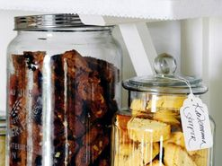 Mormors citron- och vallmoskorpor (kock Leila Lindholm)