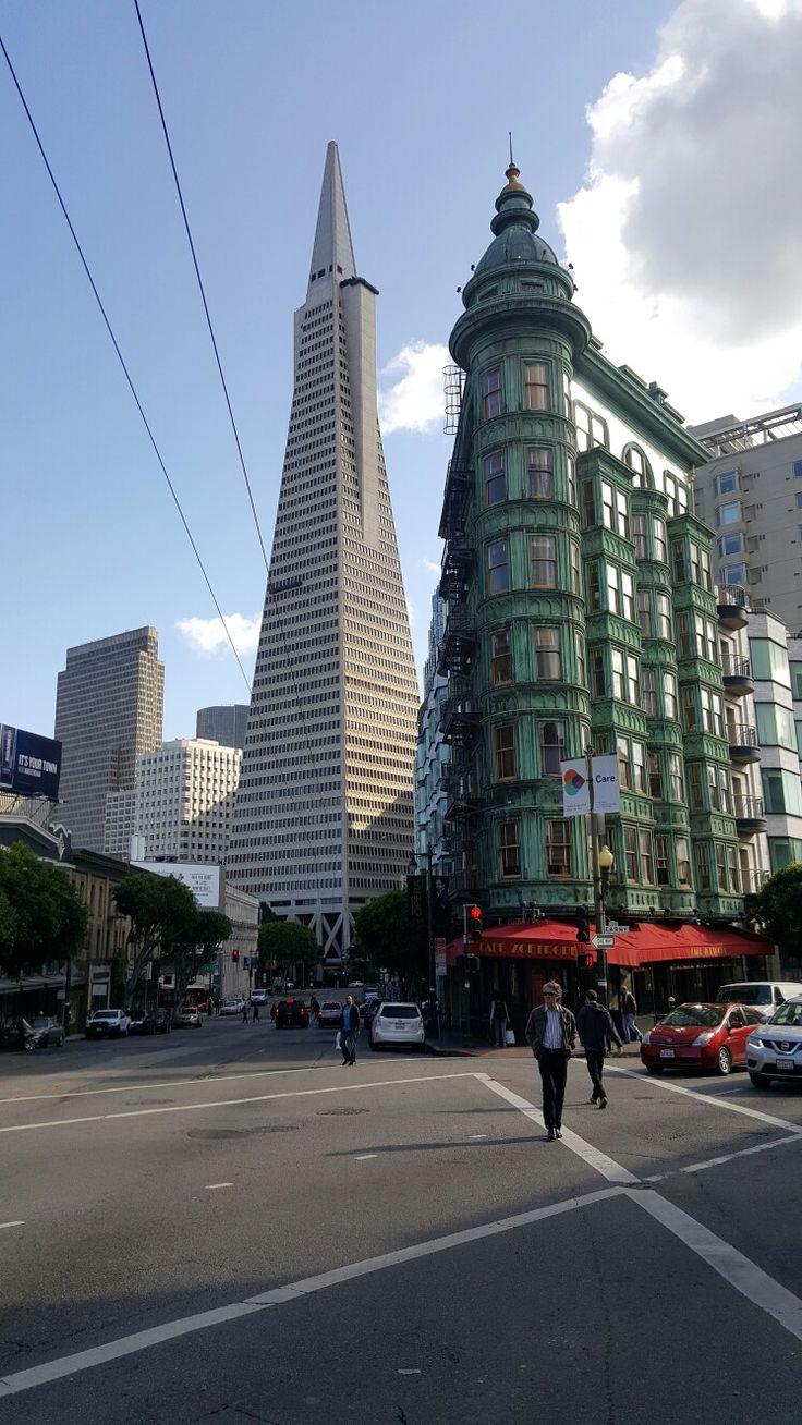 Contrast architecture