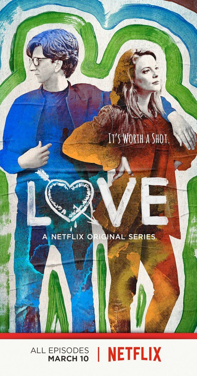 Created by Judd Apatow, Lesley Arfin, Paul Rust.  With Gillian Jacobs, Paul Rust, Claudia O'Doherty, Mike Mitchell. A program that follows a couple who must navigate the exhilarations and humiliations of intimacy, commitment and other things they were hoping to avoid.