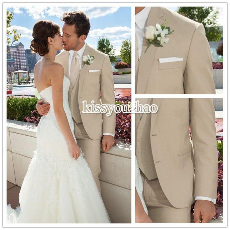 Cool Best Beige suits wedding ideas on Pinterest Tan wedding suits Tan groomsmen suits and Tan tux