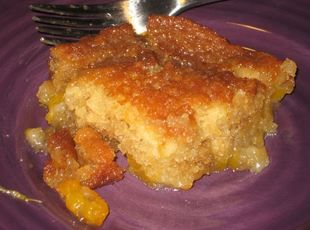 Mandarin Orange Poke Cake Recipe