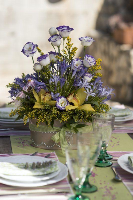 Lilac and yellow wedding ideas. Viola e giallo idee matrimonio