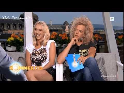 Ylvis & Calle Interview on Sommertid TV2  2013 (English subtitles) Ylvis ~ Brothers Bård and Vegard Ylvisåker ♥