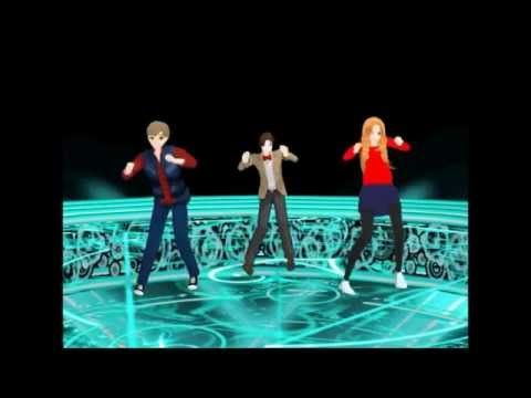 MMD Doctor Who Tick Tock