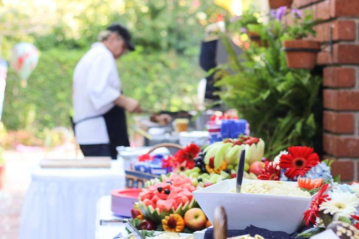 4th of july wedding menu ideas
