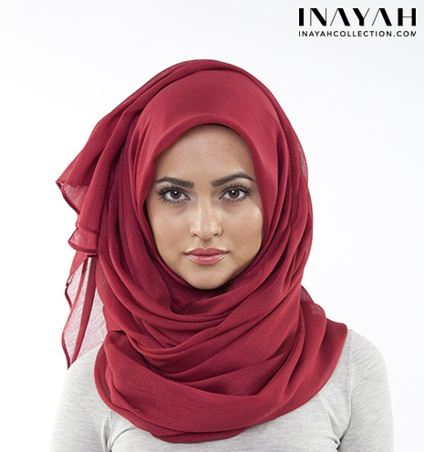 Cotton Hijabs - Perfect for Spring/Summer & available in 11 beautiful shades: www.inayahcollection.com