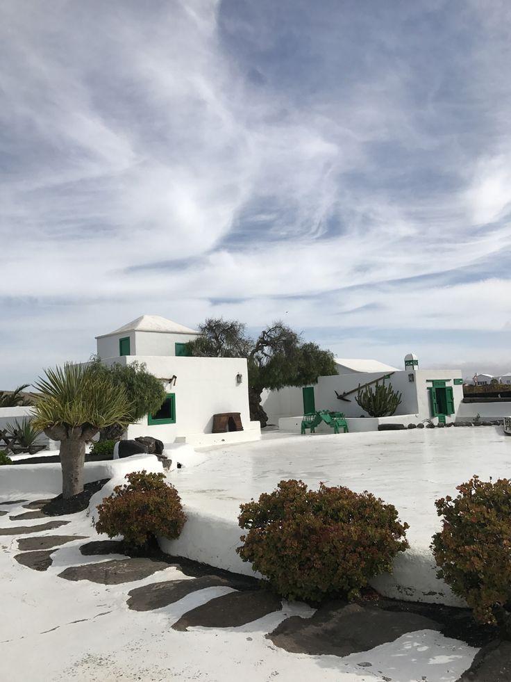 Días de sol y trabajo en Lanzarote Lanzarote, Buenos