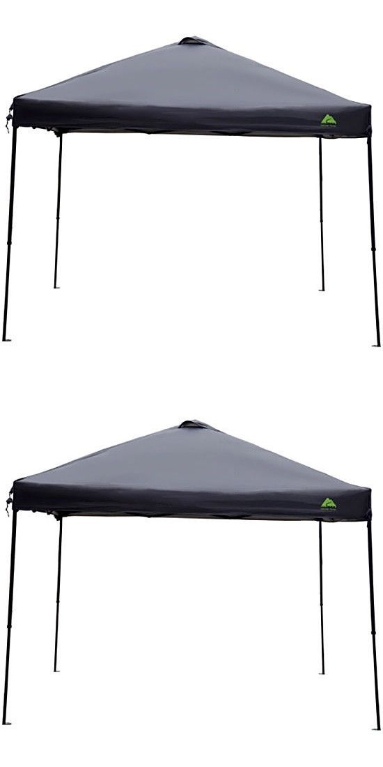 Canopies and Shelters 179011: Patio Party Shelter Camping Outdoor Bbq Picnic Canopy Tent Garden Gazebo 10X10 -> BUY IT NOW ONLY: $124.99 on eBay!
