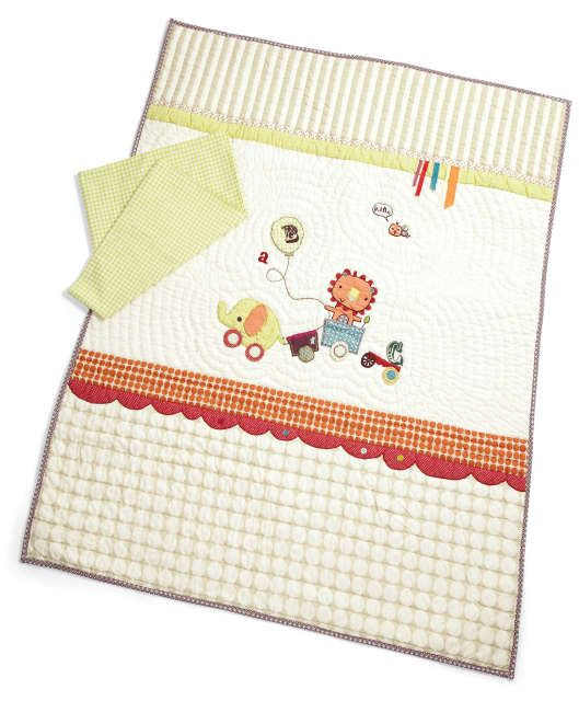 Jamboree - Coverlet & Pillowcase