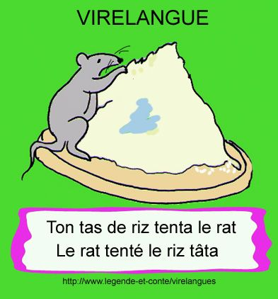 Virelangue