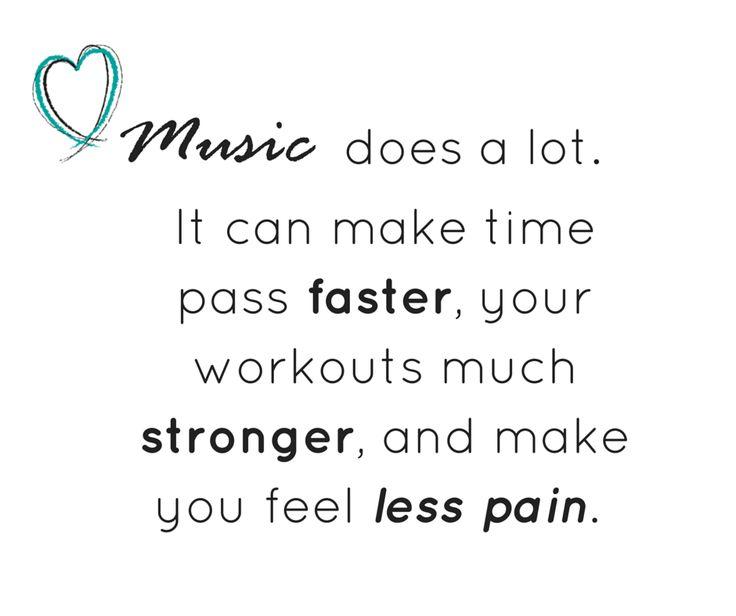 SO TRUE - Hardlopen zonder muziek is rustgevend en ik kan beter naar mijn ademhaling en stappen luisteren. Toch geeft muziek mij de extra boost die ik nodig heb om net even harder te lopen. Muziek maakt me sneller en laat de pijn van een zware workout verdwijnen.  #running #playlist #hardlopen & #muziek  See playlist here: http://www.crossmyheart.nl/2016/04/14/my-running-playlist/