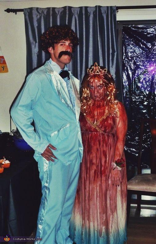 Carrie - Halloween Costume Contest via @costume_works