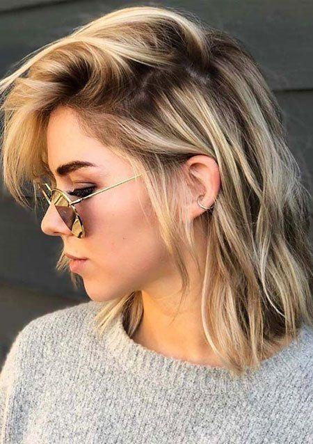 Beste Kurze Dünne Frisuren Für Frauen 2019 Frisuren Madame