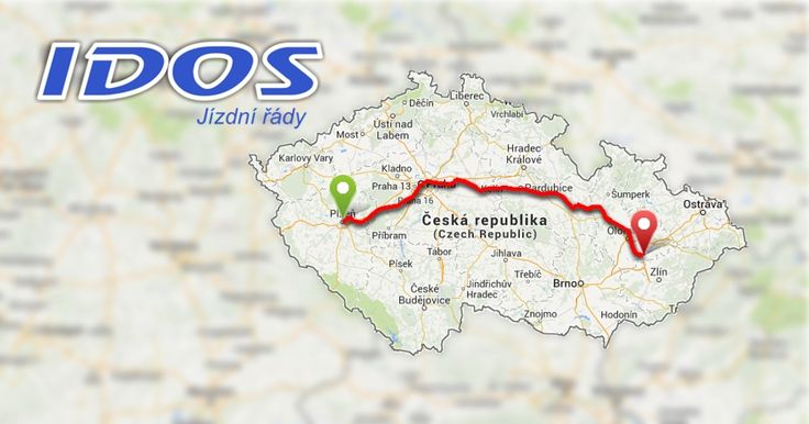 www.idos.cz is the site you need for train and bus travel within the Czech…