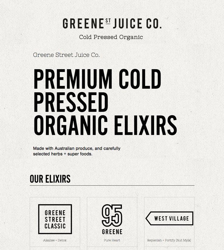 green street juice