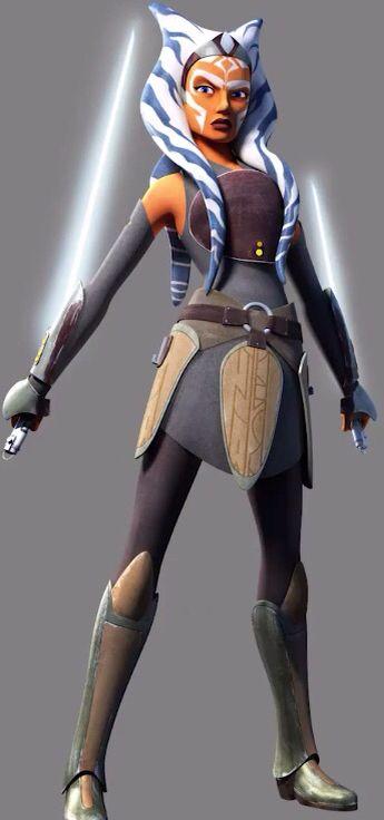 Ahsoka Tano: Star Wars Rebels