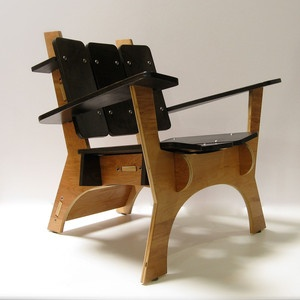 Prairie Chair now featured on Fab.