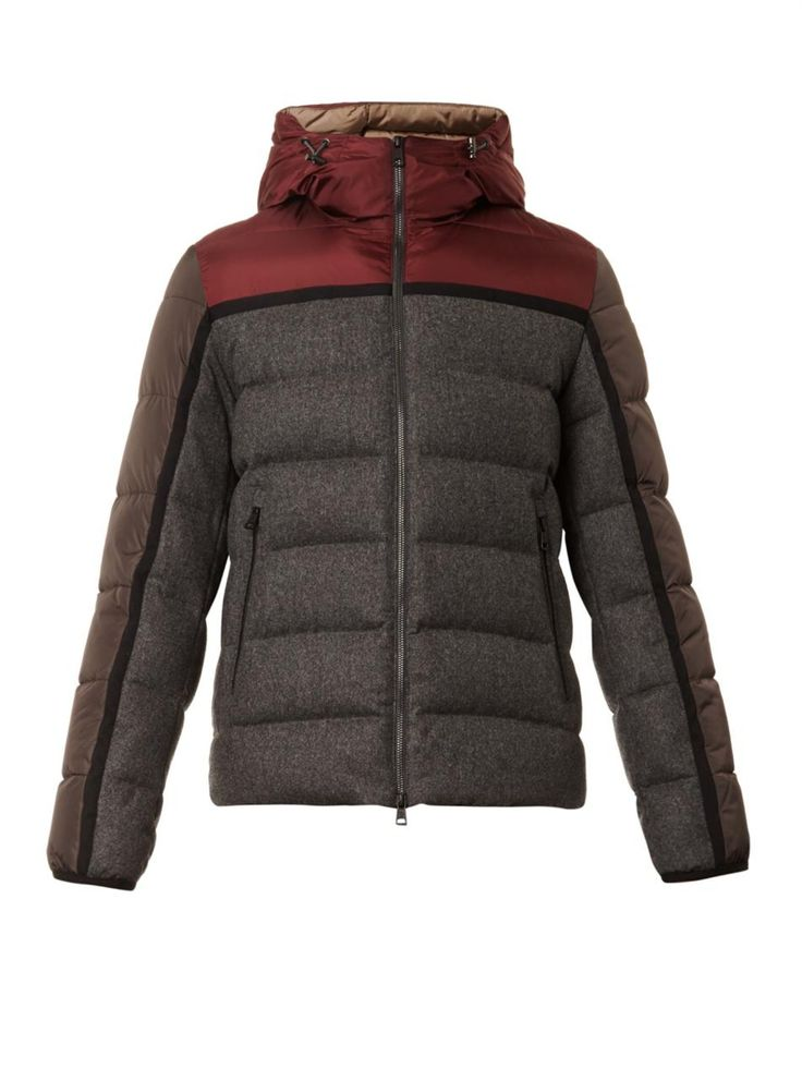 Julio hooded quilted down jacket   Moncler   MATCHESFASHION.COM UK