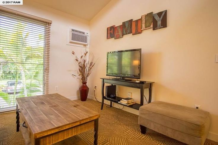A Lahaina Condo in a Rare Location: This condo features an excellent location in Aina Nalu, which is just two blocks from historic Front Street! #hawaii #maui #homeforsale #dreamhome #homesweethome